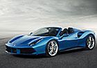 Ferrari 488 Spider: 670 koní bez střechy