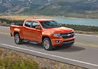 Chevrolet Colorado a GMC Canyon nově s turbodieselem