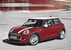 Mini svolává 30.456 svých vozů kvůli špatné ochraně při bočním nárazu