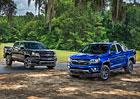 Chevrolet představuje Colorado Midnight Edition a Z71 Trail Boss (+video)