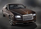 "Rolls-Royce Wraith ""Inspired by Music"" pro milovníky hudby"