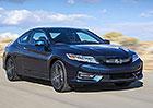 Honda Accord Coupe 2016: Omlazení pro americké gétéčko