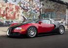Bugatti Veyron: V Monterey se bude dra�it prvn� i posledn� vyroben� kup�
