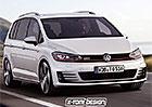 Volkswagen Touran GTI? Proč ne?