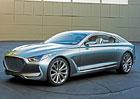Koncept Hyundai Vision G Coupe: Korejský luxus