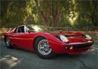 Lamborghini Miura P400 S (1970): Rudý býk ohromuje i dnes (video)