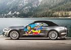 Ford Mustang: První kolenní airbag pro spolujezdce
