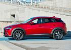 O Mazdu CX-3 je zájem, automobilka se bojí nedostatečné výrobní kapacity