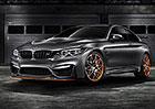 BMW M4 GTS: Koncept ostrého kupé představen v Monterey
