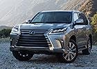 Lexus oficiálně ukázal facelift modelu LX 570, vůz dostane osmistupňový automat (+video)