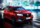 Renault Sandero RS: Up�esn�n� v�kony, cena v p�epo�tu od 405.000 K� (+video)