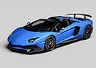 Lamborghini Aventador LP750-4 SV Roadster: Super Veloce bez střechy
