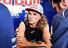 MotoGP v Brn� 2015: Kvalifikace - Hanika sedm�, Abraham posledn�