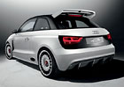 Audi by mohlo vyr�b�t hot-hatch RS 1