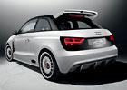 Audi by mohlo vyrábět hot-hatch RS 1
