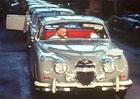 One Leap Ahead: Pohled do továrny Jaguaru v roce 1961 (video)