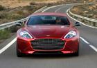 Aston Martin Rapide na elekt�inu do dvou let