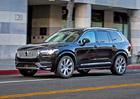 Volvo XC90: 76 % kupců volí nejvyšší výbavu