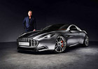 Henrik Fisker p�edstav� nov� supersport Force 1