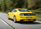 Britové kupují více osmiválcových Mustangů než Američané