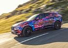 Jaguar F-Pace: Posune úroveň jízdních vlastností segmentu SUV