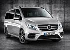 Mercedes-Benz zveřejnil model V s paketem AMG