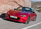 Mazda MX-5 ND: V Česku od 629.900 Kč, prodej začne v září