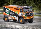 Tatra zahajuje 45. Barum Czech Rallye Zlín