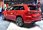 Jeep Grand Cherokee Trackhawk zamíří do výroby