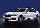 BMW M Performance: Sportovní příslušenství pro novou sedmičku