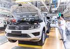 Volkswagen snížil vprvním pololetí výrobu aut na Slovensku