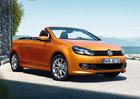 Volkswagen Golf Cabriolet dostal facelift, uk�e se ve Frankfurtu