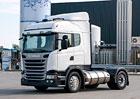 Scania počítá s rozšířením LNG