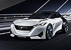 Peugeot Fractal: Studie �ty�m�stn�ho kup�-kabrioletu pro Frankfurt