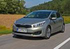 Kia Cee'd: S tříválcem 1.0 T-GDI (73 kW) za 384.980 Kč