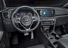 Nová Kia Sportage odhaluje svůj interiér a motory