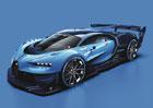 Bugatti Vision Gran Turismo oficiálně odhaleno