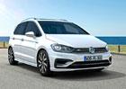 Volkswagen Golf Sportsvan R-Line: �petka stylu pro nafoukl� Golf