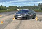 Video: Losí test – Mazda 6 si vedla skvěle, Hyundai i40 propadl