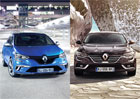 Designový souboj: Renault Mégane vs. Talisman