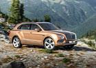 Zemědělské Bentley: SUV Bentayga dostane naftový motor s elektrickým dmychadlem