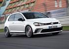 """Volkswagen Golf GTI Clubsport: Stylová oslava čtyřicátých narozenin """"gétéíčka"""""""