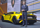 ��f Lamborghini �ek� letos rekordn� prodej