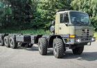 Tatra zahájila dodávky sad k finální montáži vozidel do Indie