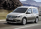 Volkswagen Caddy Alltrack: Nástupce Cross Caddy