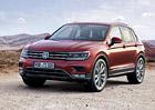 Volkswagen Tiguan 2016: První SUV na platformě MQB oficiálně (video)