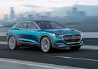 Audi e-tron quattro concept: Předobraz elektrického SUV