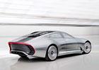 Mercedes-Benz Concept IAA: Aerodynamický inteligent