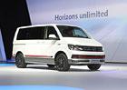 Volkswagen Multivan PanAmericana Concept: Pro dobrodruhy i motork��e