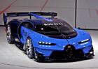 Bugatti Vision Gran Turismo bude inspirací pro Chiron